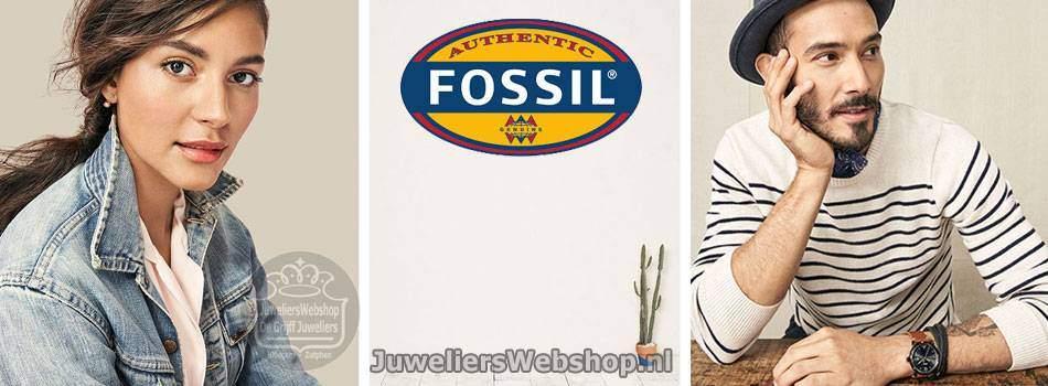 Fossil sieraden