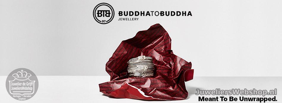 Buddha to Buddha armbanden en sieraden in zilver.