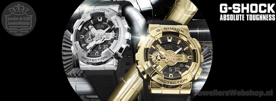 G-Shock horloges Casio