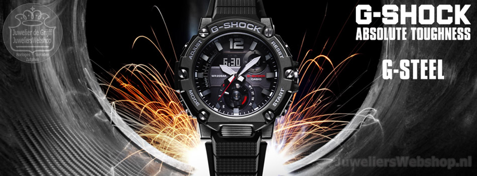Casio horloges G-Shock
