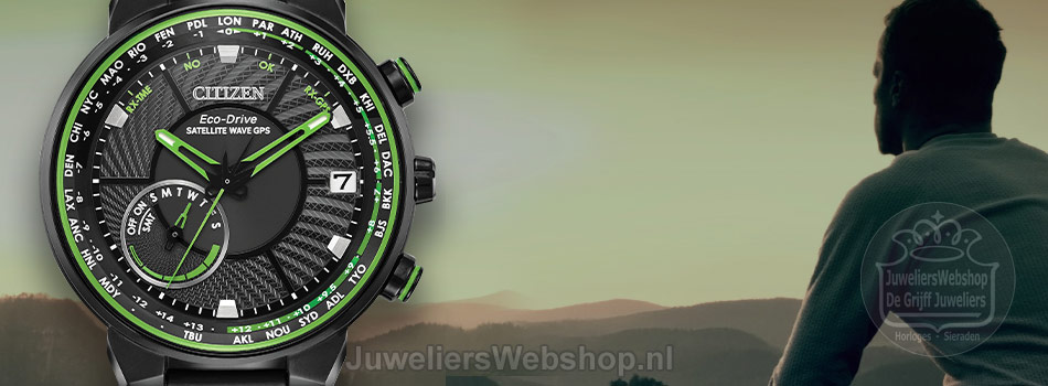 Citizen satellite wave horloges