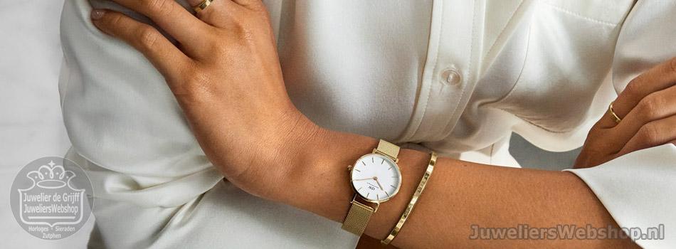 Daniel Wellington horloges voor dames