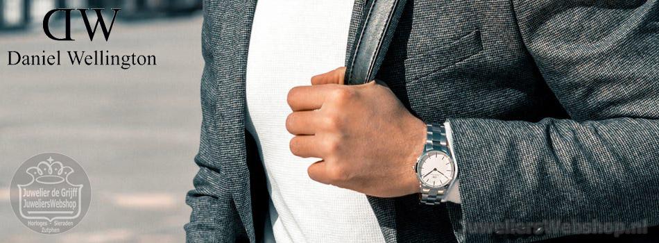 Daniel Wellington horloges voor heren
