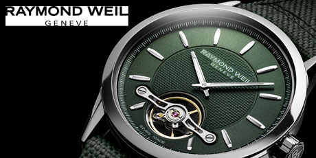 Raymond Weil horloges - watches. Shop nu: