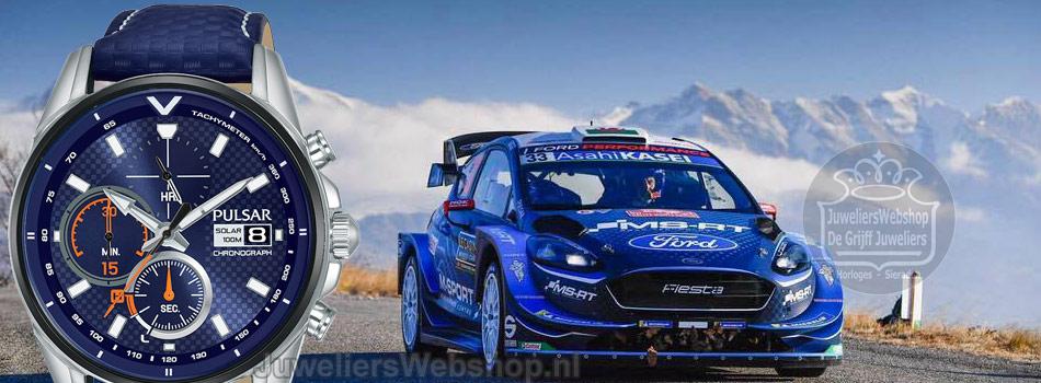 Pulsar horloges Accelerator M-Sport Rally
