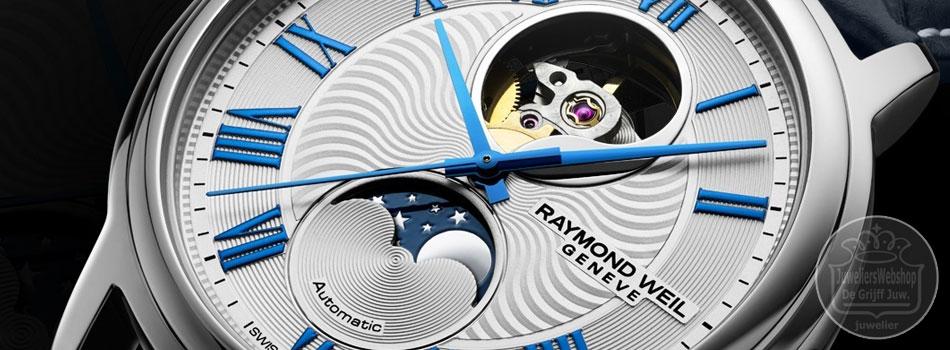 Raymond Weil Maestro horloge heren