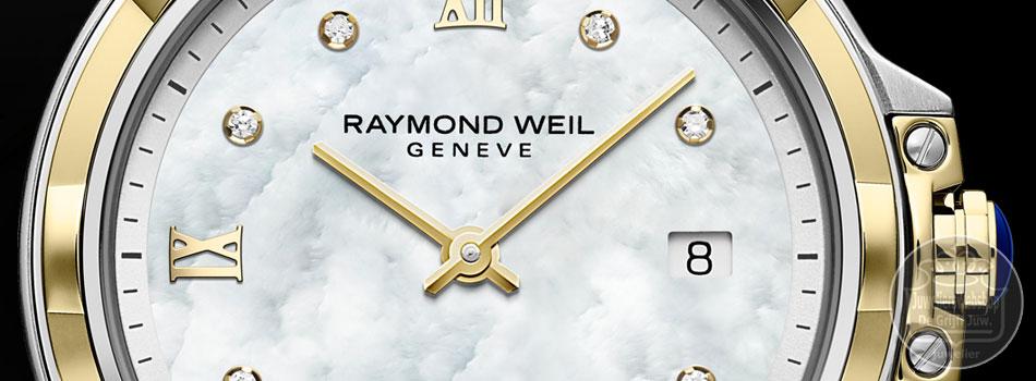 Raymond Weil Parsifal horloge lady