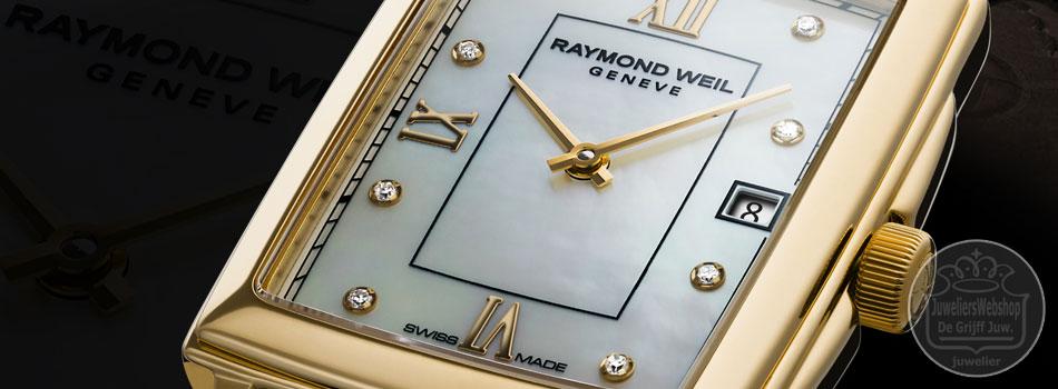 Raymond Weil Toccata horloge dames