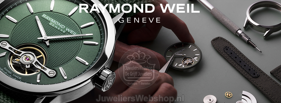 Raymond Weil Freelancer horloge