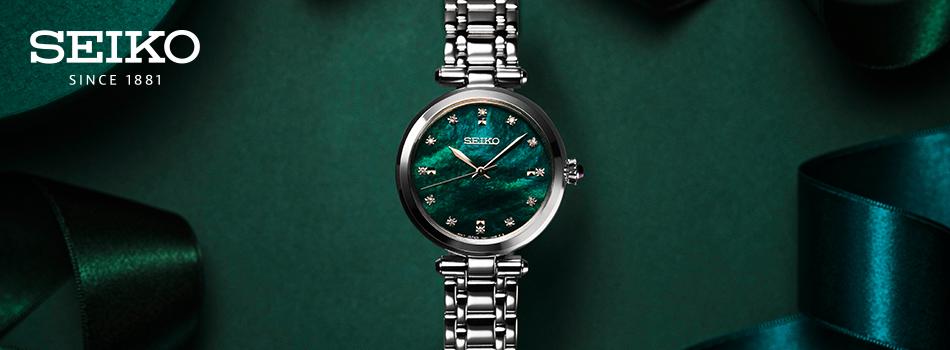 Seiko horloges dames