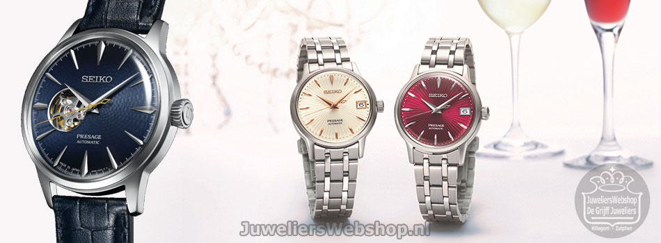 Seiko horloges dames