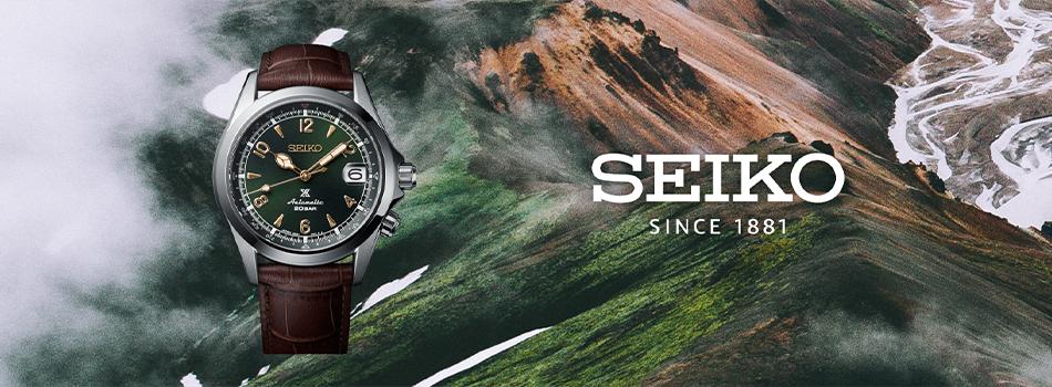 Seiko horloges heren