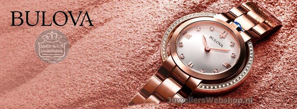 Bulova horloges dames
