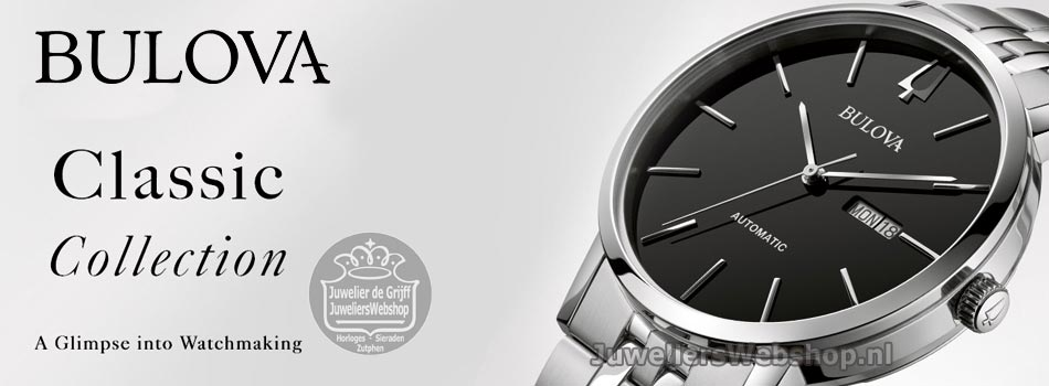 Bulova horloges heren