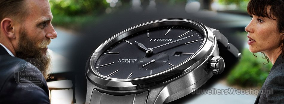 Citizen Watch automatic