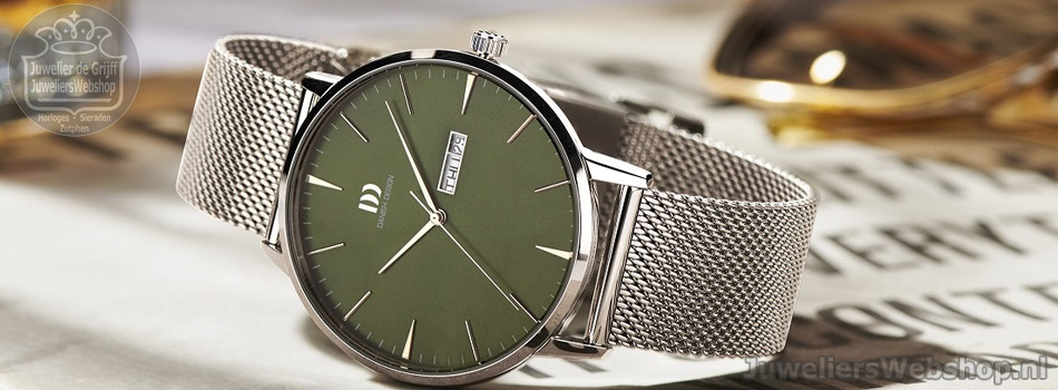 Danish Design horloges heren