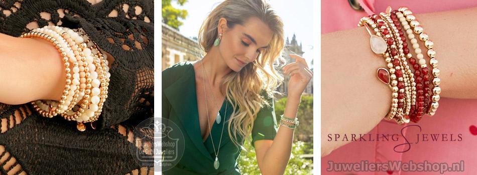 Sparkling Jewels bracelets & armbanden