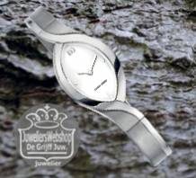 Danish Design horloges dames titanium