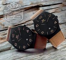 Danish Design horloges heren Titanium