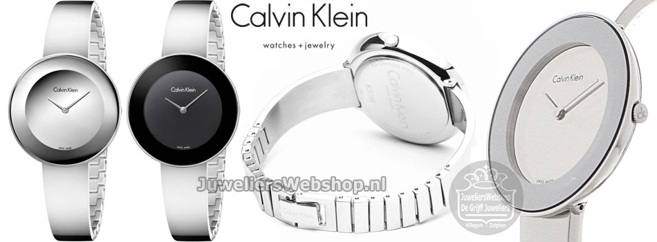 Calvin Klein Chic watches.