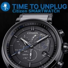 Citizen smartwatch Proximity