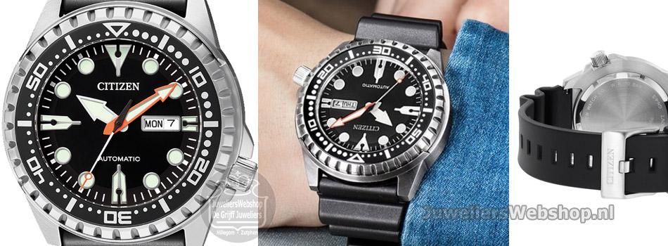 Citizen automatic horloges NH8380