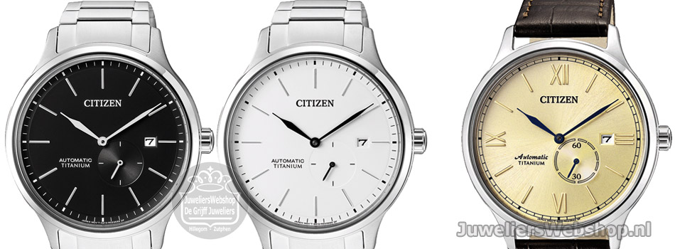 Citizen Watches automatic