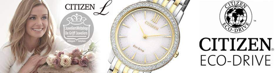 Citizen Eco-Drive Dames Horloges