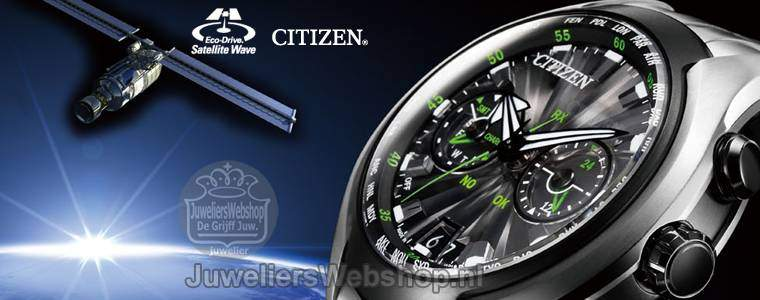 Citizen Satellite Wave Eco-Drive SKY
