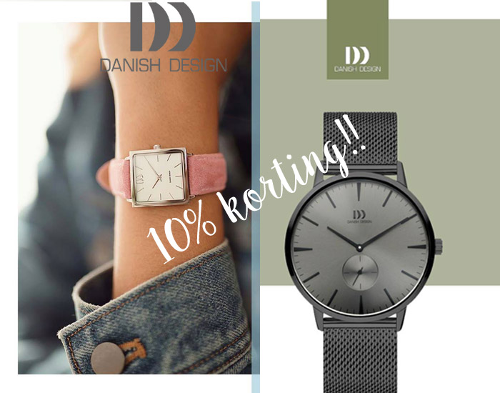 Danish Design horloges