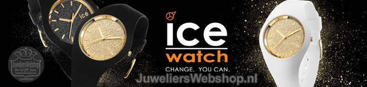 Ice Watch Ice WHITE horloges bij JuweliersWebshop.nl