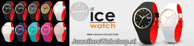 Ice Watch Ice STONE horloges bij JuweliersWebshop.nl
