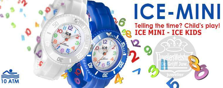 Ice-Mini Ice-Watch Horloges voor kinderen