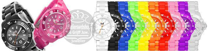 Ice Watch Classic - Ice Solid - Ice Pure