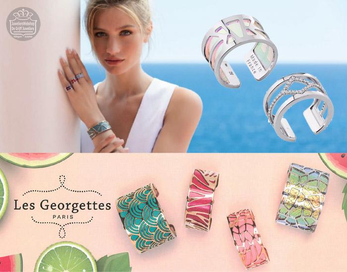 Les Georgettes armbanden en ringen