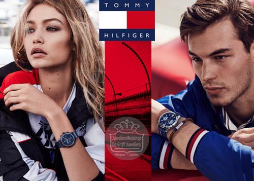 Tommy-Hilfiger-Horloges