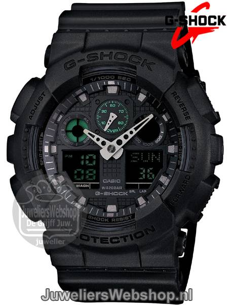 | Casio GA-100MB-1AER G-Shock