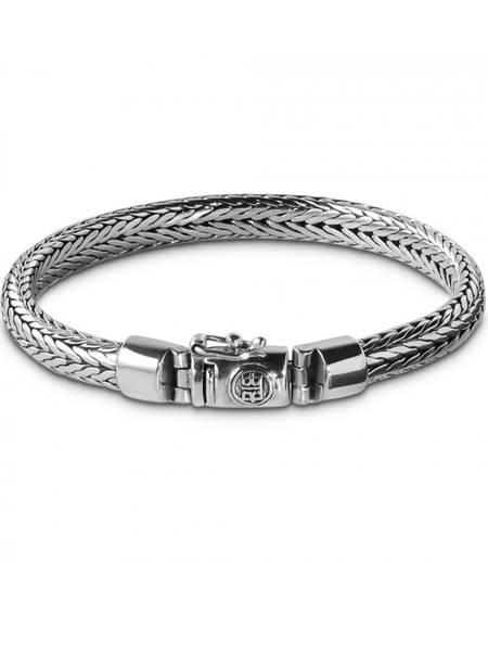 Buddha Armband Ellen.Buddha To Buddha Armband J150 Ellen Xs Zilver D 18 Cm Junior