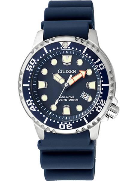 81bc8b8b2f4d75 Citizen EP6051-14L Promaster Marine duikhorloge dames Blauw