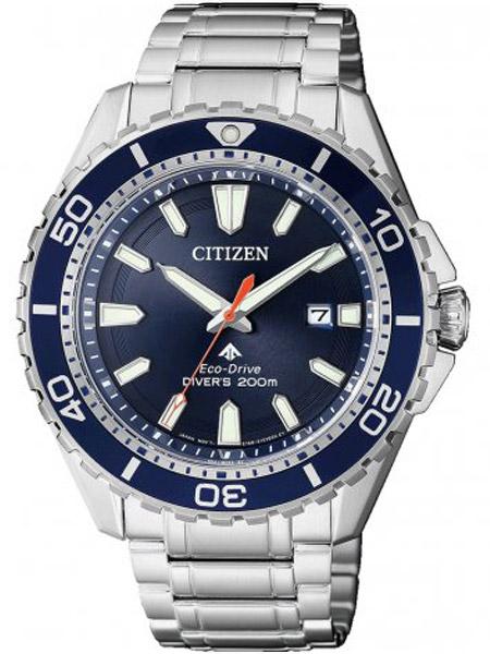3bfa80bb09da06 Citizen BN0191-80L Promaster Sea duikhorloge blauw