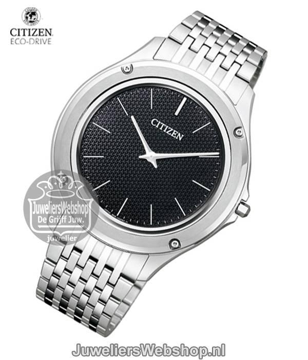 platte horloges mannen