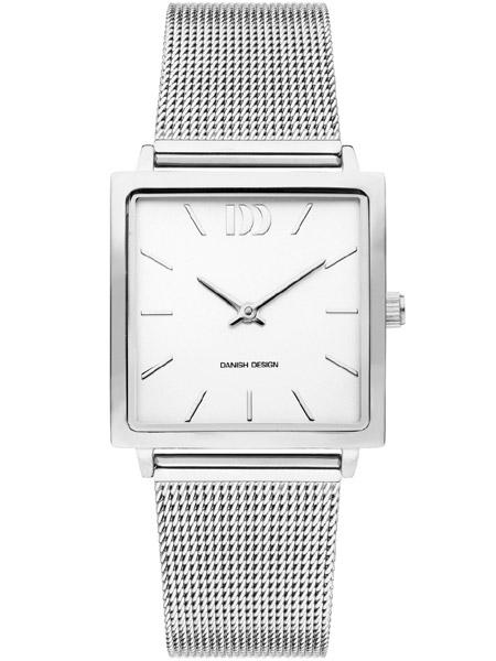 Onwijs Danish Design dames horloge Miami IV62Q1248 staal vierkant zilver SW-25