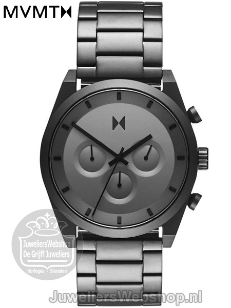 | MVMT Element Chrono Carbon Grey 28000048-D