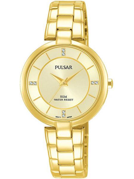 562b9f51e74 Pulsar PH8316X1 Horloge Dames Goudkleurig met Swarovski
