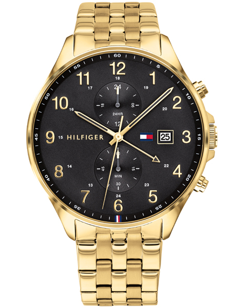 tommy hilfiger TH1791708 west multi functie horloge heren