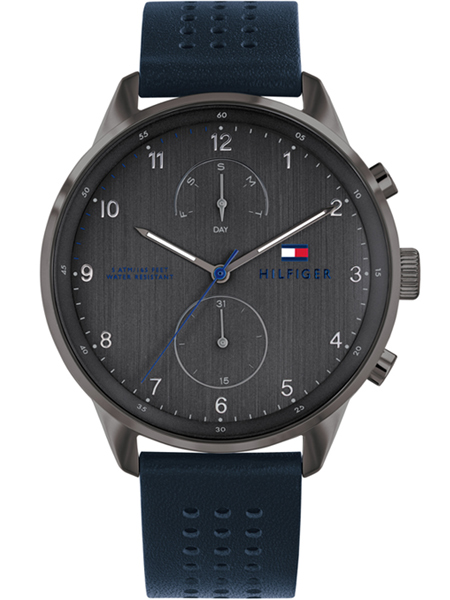 | Tommy Hilfiger Horloge TH1791578 Chase Multi Date