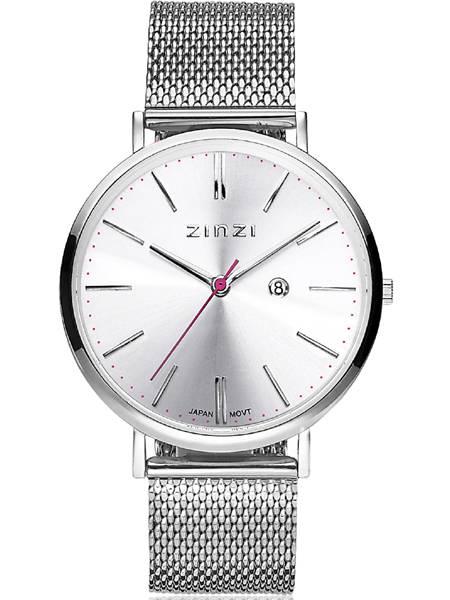 Zinzi Retro horloge ZIW402M Zilver. Zinzi dames horloges Retro b6b5477717