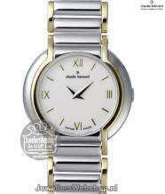 Claude Bernard horloge 16062-357J-NAID dames Bi-Color