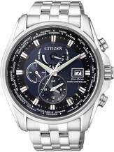 Citizen Radio Controlled AT9030-55L horloge Dual Time Eco-Drive