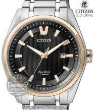 Citizen AW1244-56E horloge Eco-Drive Bi-Color